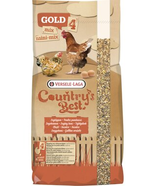 Countrys Best - Gold 4 Mini Mix - 20kg